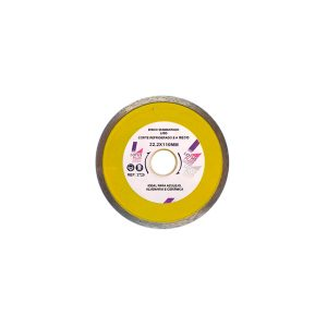 Disco Diamantado Liso Flex 4.1/2