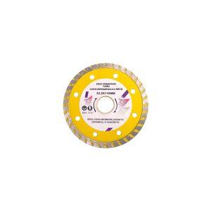 Disco Diamantado Turbo Flex 4.1/2