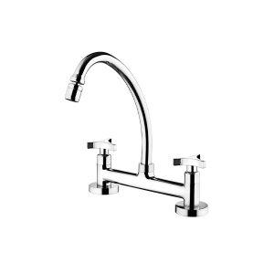 Misturador Cozinha/Banheiro Mesa Bica Móvel Trio 1256 C33