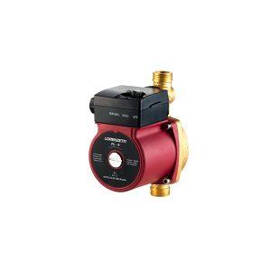 Pressurizador PL 9 9MCA PL 9 (mca) Pouca pressão de água é muito frequente em casas térreas, sobrados e apartamentos de cobertura. Para proporcionar maior conforto e comodidade para quem sofre com este tipo de problema, conheça os pressurizadores Lorenzetti. O produto acrescenta 9 mca (metros de coluna d'água) a rede hidráulica e é indicado para utilização com aquecedores de água a gás e sistemas hidráulicos domésticos. O PL9 é construído com material altamente resistente a corrosão, além de possuir tela bloqueadora de resíduos. Características -Potência Máxima 120W -Pressão Máxima 9 mca -Motor resfriado a água -Baixo consumo de energia elétrica - Produto Silencioso -Funcionamento manual ou automático por fluxostato -Fácil instalação, manutenção prática e econômica -Dúravel - Material resistente a corrosão -Acompanha filtro retentor de partículas Opções Disponíveis: Pressurizador PL 9 9MCA 127V Pressurizador PL 9 9MCA 220V