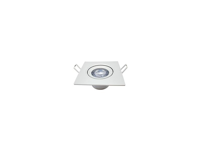 Spot Embutir Supimpa LED 5W Quadrado