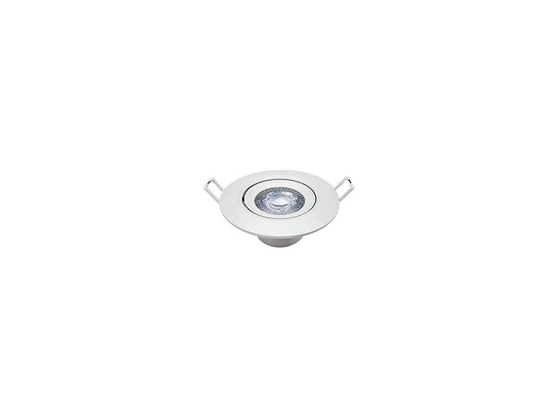 Spot Embutir Supimpa LED 5W Redondo